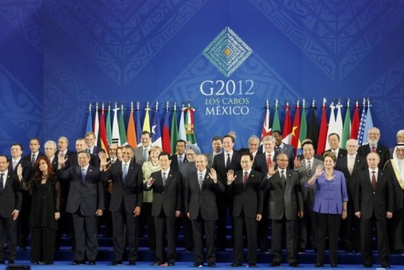 The G20 Group of Leading Economies