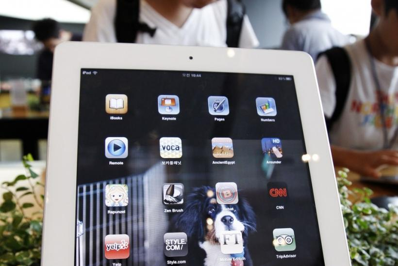 Apple Finally Settles iPad Trademark Dispute in China; Proview Accepts $60 Million