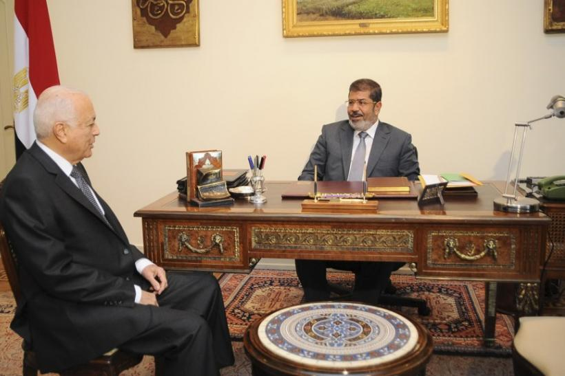 Morsi and Arabi