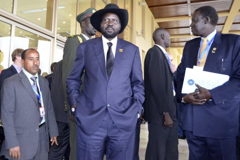 Sudan, South Sudan Leaders Meet