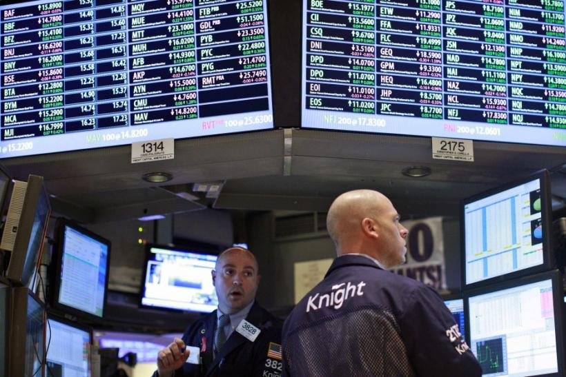 The New York Stock Exchange is looking at irregular trading in the stock of 140 companies, a substantial chunk of the over 2,800 tickers listed on the world's most prominent bourse, after a morning filled with bizarre market action that at least one marke