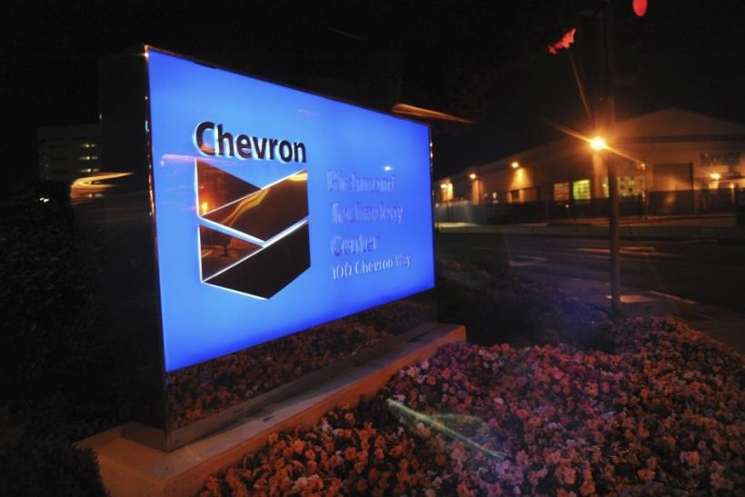 Chevron Fire