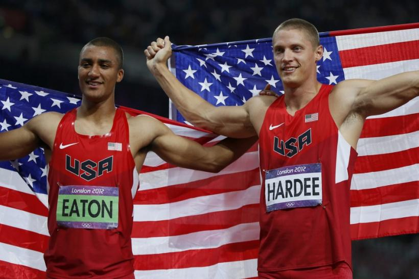 Gold Medal Winners For the U.S In London Olympics 2012