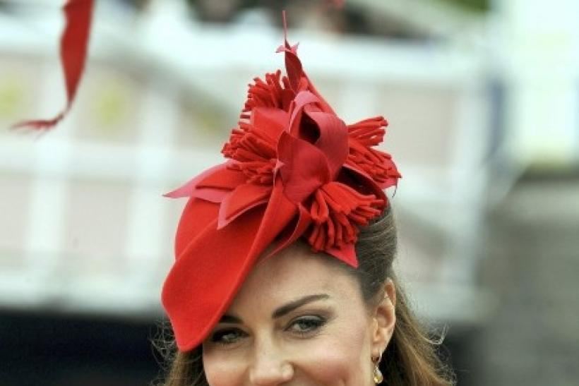 Princess of Fragrance: Kate Middleton Voted Nicest Smelling Celebrity
