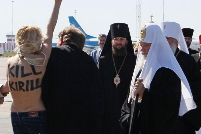 Patriarch Kirill of Russia