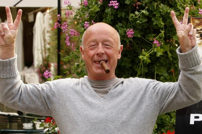 File photo of director Tony Scott during a photocall in Paris