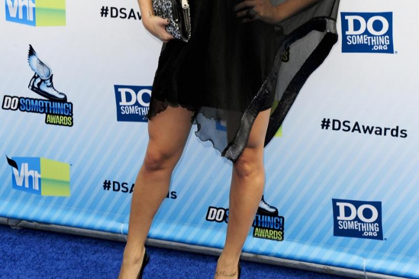 "Actress Scerbo arrives at the ""Do Something Awards"" in Santa Monica, California"