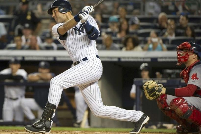 Derek Jeter was selected to his 13th All-Star Game this year.