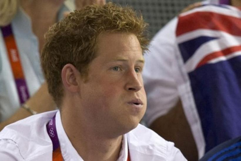 Was Prince Harry's Naked Vegas Escapade Caught On Film?