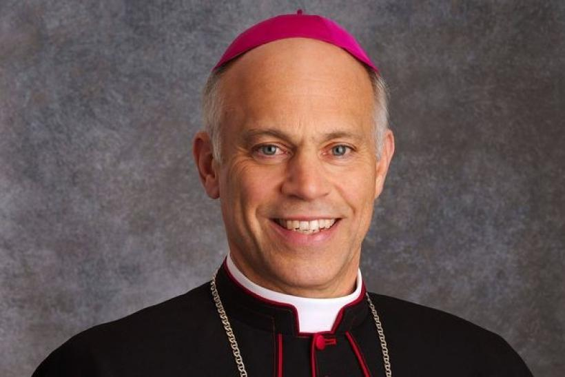 Archbishop-Elect Apologizes for DUI Arrest