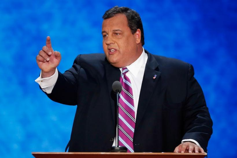 Chris Christie at RNC