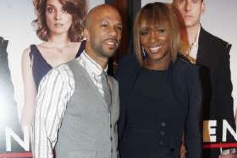 Common and Serena Williams