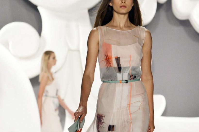 Designer Of The Year Carolina Herrera Debuts Spring 2013 Collection At New York Fashion Week Photos
