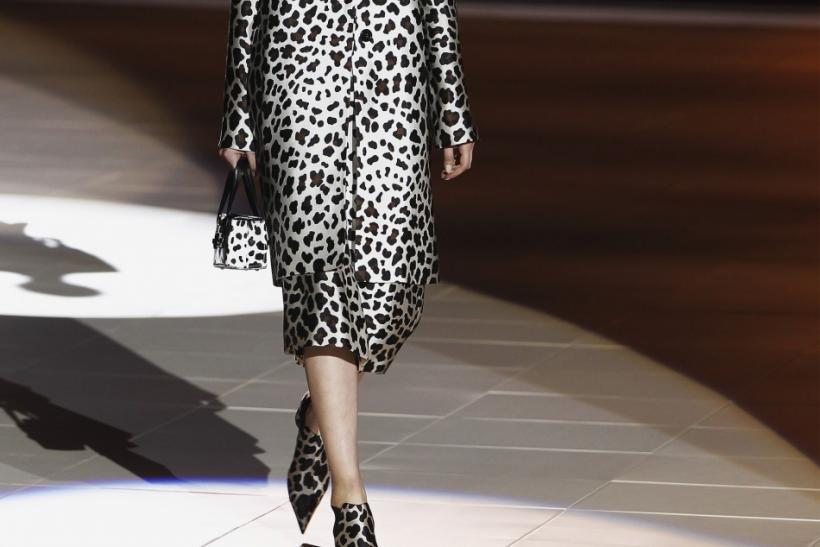 Marc Jacobs Spring 2013 show at Mercedes-Benz Fashion Week in New York