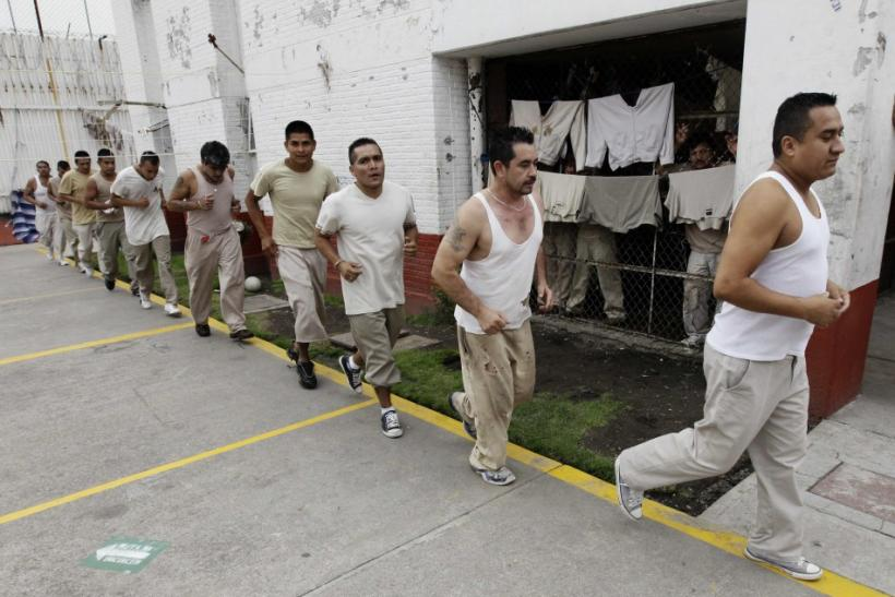 Mexican Prison Break