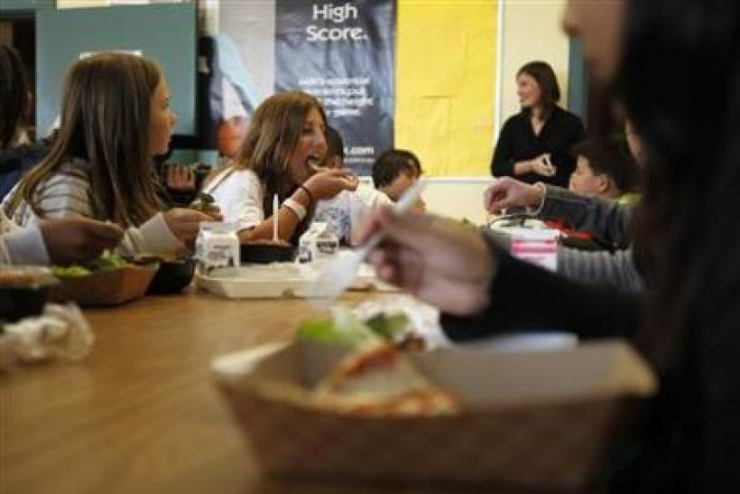 Students Plan to Protest Smaller Lunches