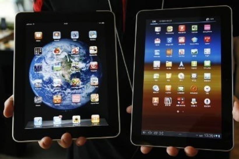 Samsung Galaxy Tab 10.1 Ban Removed