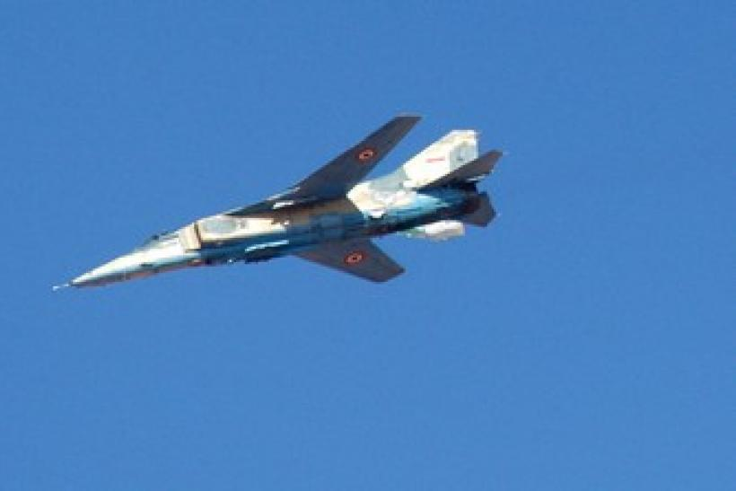 Syrian Air Force MiG-23