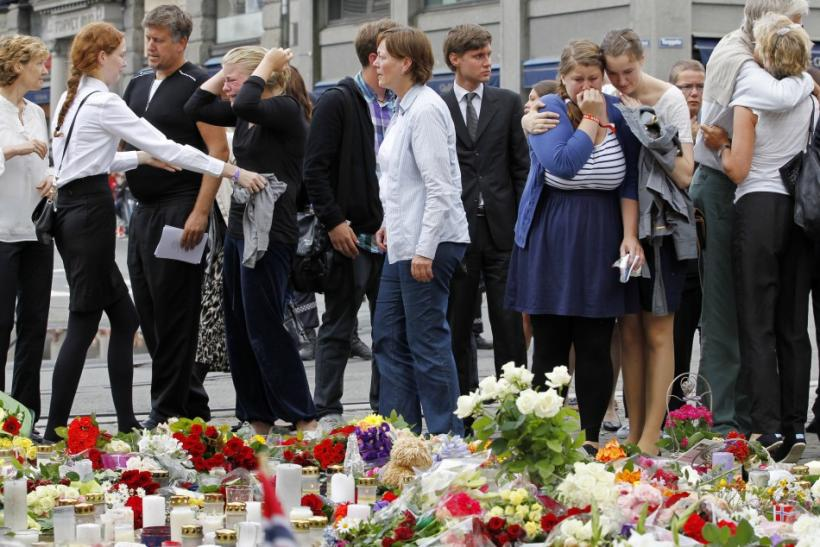 Utoeya Massacre: Norway Mourns