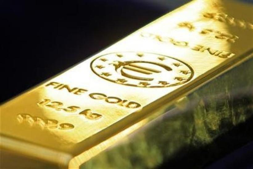 Gold steady below record; debt talks eyed