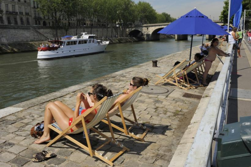 A Seine-side holiday