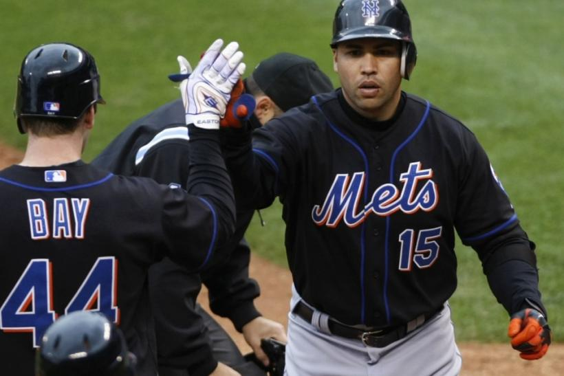 Beltran Ready To Start With Giants After Trade By Mets