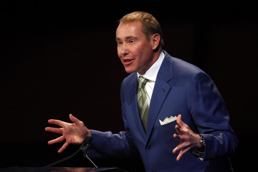 Jeffrey Gundlach co-founder and Chief Executive Officer and Chief Investment Officer of DoubleLine