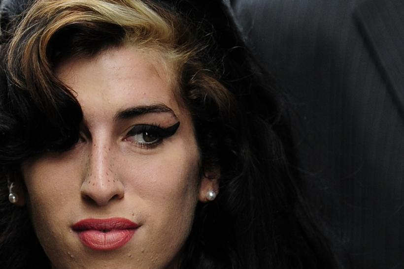 Amy Winehouse, British singer and songwriter