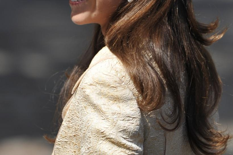 All Smiles: An Endearing Catherine Middleton Adds Charm to Zara's Wedding