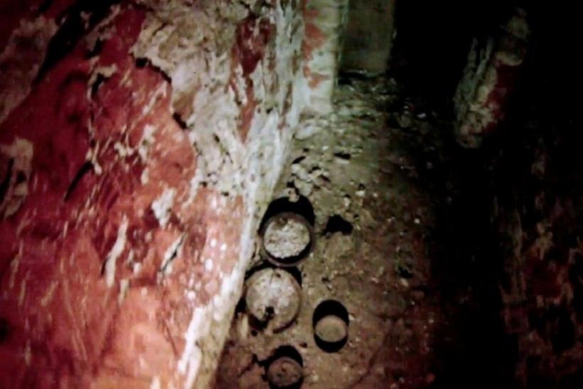 Ancient Mayan tomb revealed
