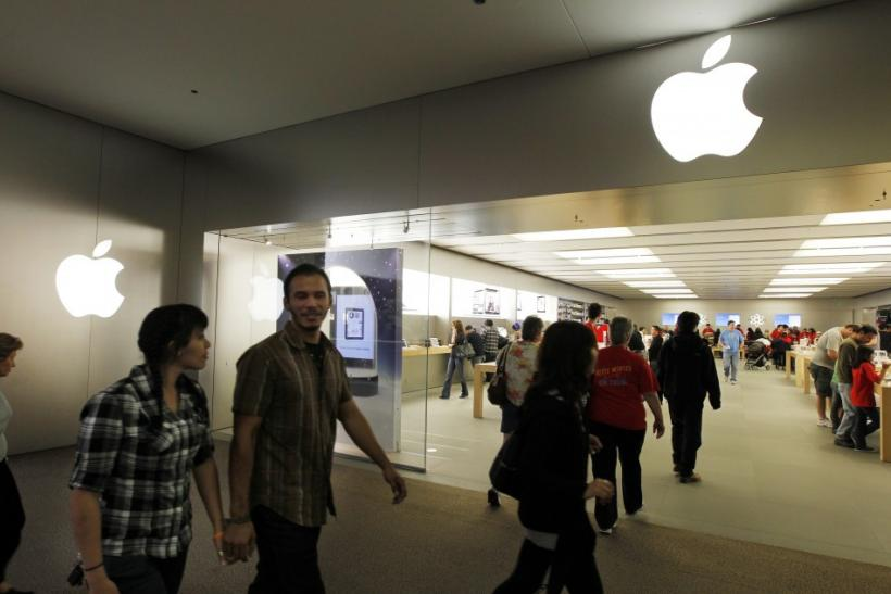 To match Reuters Life! APPLE/STORE