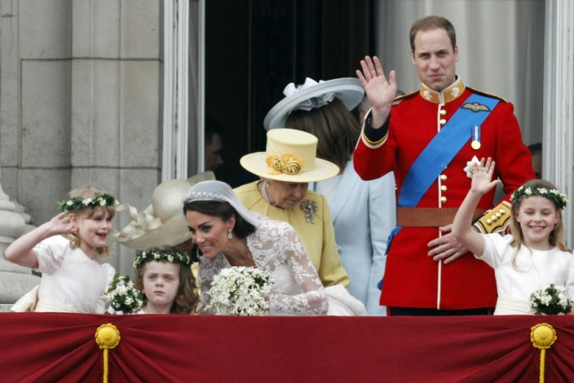 Groom: Prince William