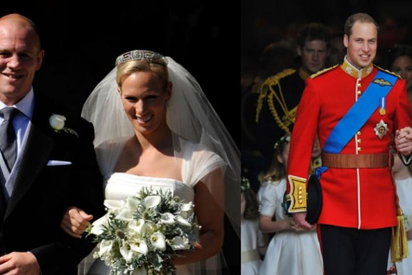 Zara Phillips Versus Kate Middleton