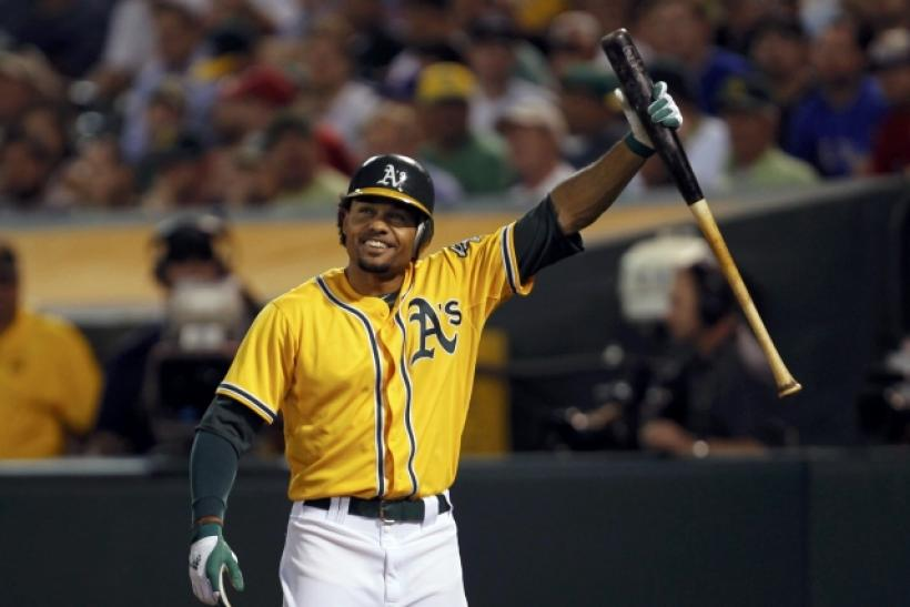 The A's are one win away from potentially securing home-field advantage in the AL.