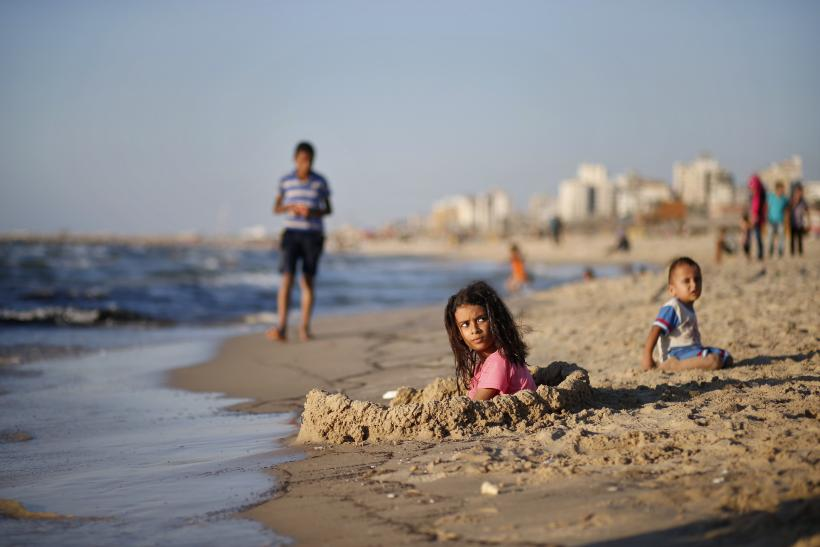 Gaza City Beach