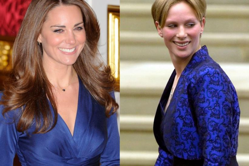 Kate Middleton Versus Zara Phillips