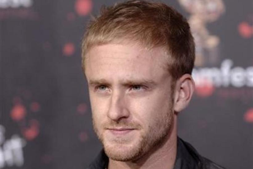 Cast member Ben Foster attends the premiere of ''30 Days of Night'' at Grauman's Chinese Theatre in Hollywood