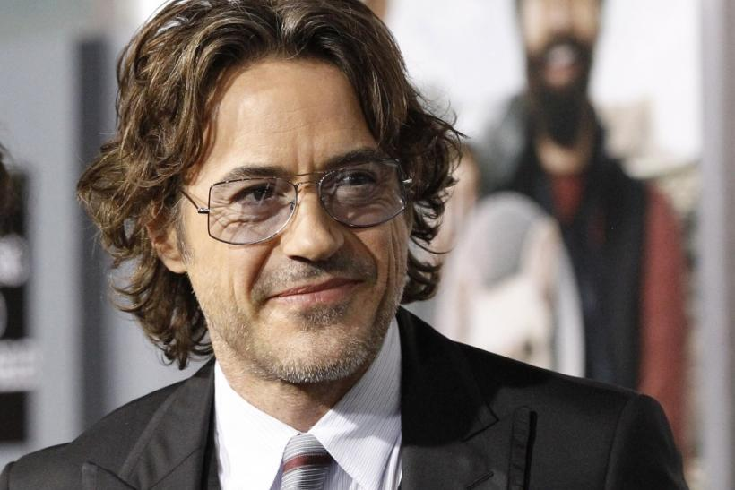 No. 7 Robert Downey Jr. - Total Earning: $31 million