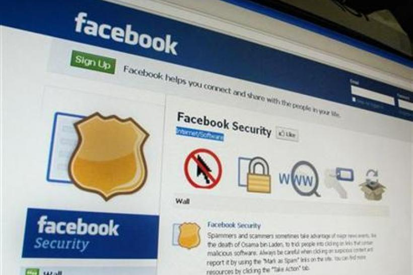 Facebook Sued in Northern Ireland for Racy Photos of a Young Girl