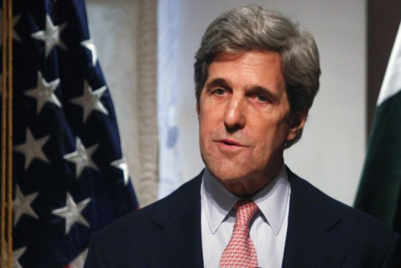 Sen. John Kerry (D-Mass)