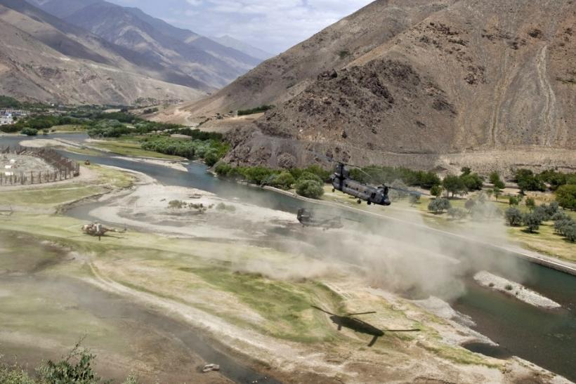 Officials Confirm Helicopter Crash in Afghanistan, Members of Seal