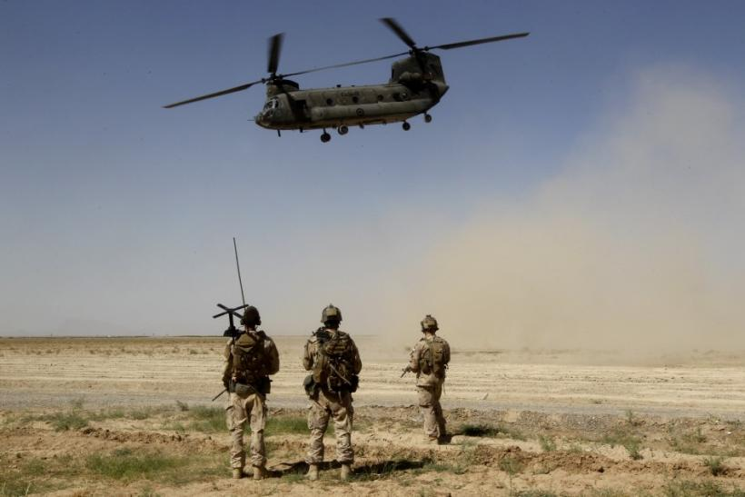 At Issue: The Afghanistan War