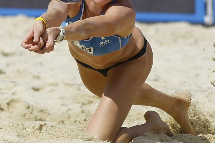May-Treanor and Kerri Walsh win Klagenfurt Grand Slam