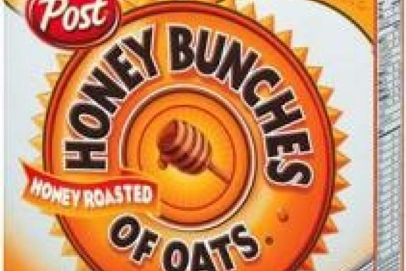 Makers of Post Cereals Ties $ 545 million Deal with Sara Lee