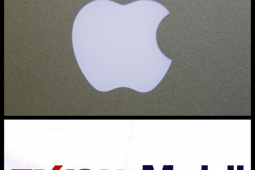 Apple displaces Exxon Mobil