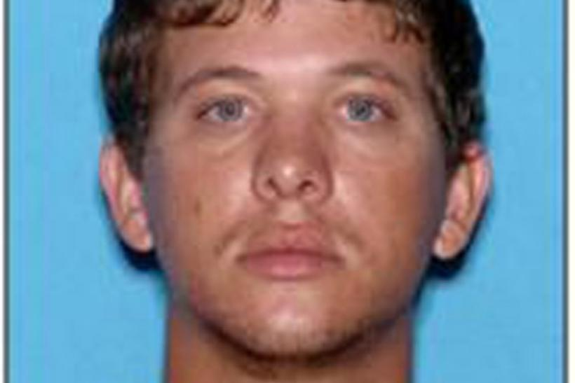 A law enforcement photograph of Dylan Dougherty Stanley