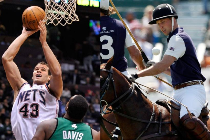 Kris Humphries versus Prince Williams
