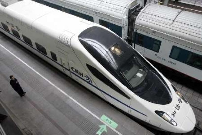 China CNR says to recall 54 bullet trains due to safety concerns