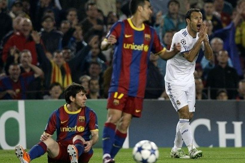 68f4388aa BARCELONA vs REAL MADRID  2011 Spanish Super Cup Preview (August 14)