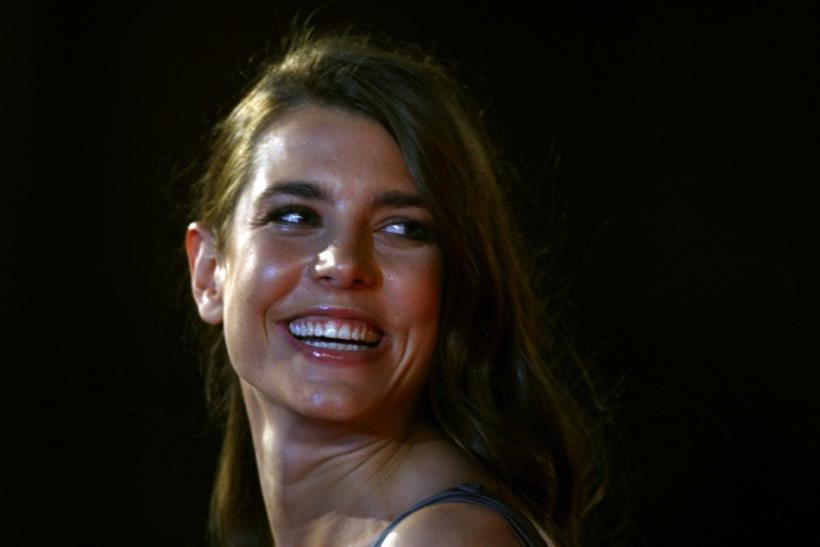 Charlotte Casiraghi Graces French Vogue Cover